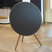 Beoplay A9, 4. generation - Brass Tone/Smoked Oak m. Google Assistant