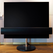 "Beovision Eclipse 65"" i Piano Black"